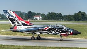 Военновоздушная сила итальянки торнадо PA-2000 Panavia Стоковые Фотографии RF