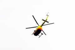 Военновоздушная сила тяпки воздуха выставки вертолета мухы Стоковые Фотографии RF