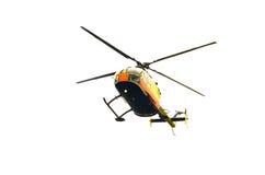 Военновоздушная сила тяпки воздуха выставки вертолета мухы Стоковое Изображение RF