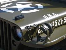 военное транспортное средство Стоковые Изображения RF