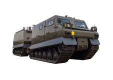 Военное транспортное средство Стоковое фото RF