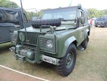 Военное транспортное средство Стоковые Фотографии RF