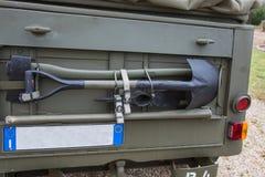 Военное транспортное средство Стоковое Фото