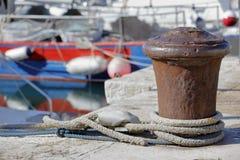 Военноморские веревочки Стоковое Фото