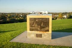 Военноморской мемориал: Холм памятника Стоковое фото RF