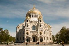 Военноморской собор стоковое изображение