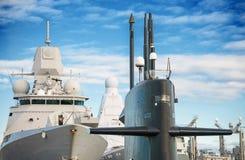 Военноморской флот стоковое фото