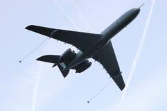 Военно-воздушные силы королевское vc10 Стоковое фото RF