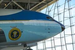 Военно-воздушные силы одно Стоковые Изображения RF
