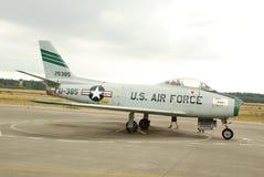 Военно-воздушные силы США на национальном воинском музее Стоковая Фотография