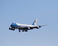 Военно-воздушные силы одно Стоковая Фотография RF