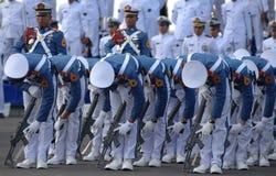 Военно-морское училище Стоковая Фотография