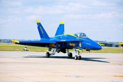 военно-морской флот голубого двигателя ангела Стоковые Изображения