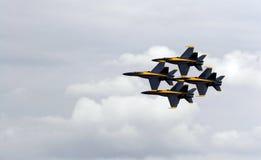 военно-морской флот s ангелов голубой мы Стоковые Фото