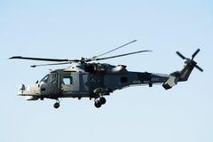 военно-морской флот вертолета королевский Стоковое Изображение