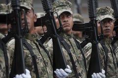 Военно-морской флот морских пехотинцов стоковая фотография