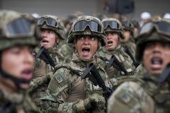 Военно-морской флот морских пехотинцов стоковое изображение rf
