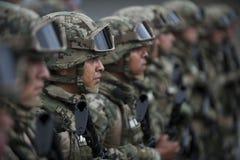 Военно-морской флот морских пехотинцов стоковое изображение