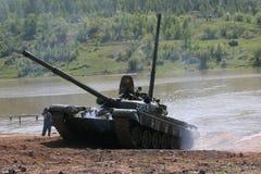 Военные учения в России Стоковые Изображения