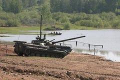 Военные учения в России Стоковые Фото