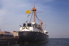 Военный корабль военно-морского флота Beiyang Стоковое Фото