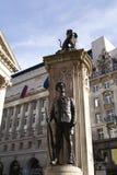 Военный мемориал войск Лондона, Лондон, Англия Стоковые Фотографии RF