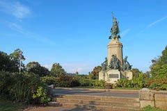 Военный мемориал в садах Northernhay, Девон Эксетера, Великобритания Стоковое Изображение