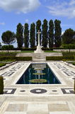 Военный мемориал Monte Cassino Стоковые Фотографии RF