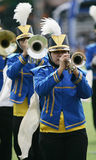 Военный оркестр Стоковая Фотография
