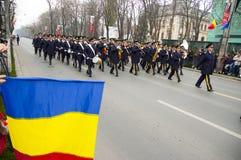 военный парад Стоковые Изображения RF