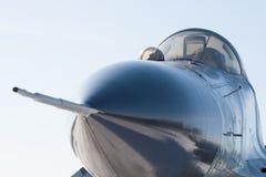 Военный самолет Стоковое Фото