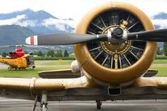 военный самолёт Стоковые Изображения