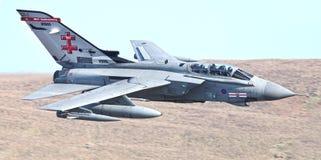 Военный самолет реактивного истребителя стоковое фото