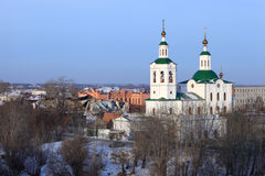 возвеличивание церков перекрестное святейшее Стоковая Фотография RF