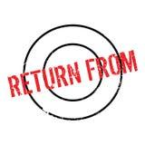 Возвратите от избитой фразы Стоковые Изображения RF