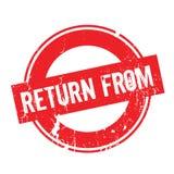 Возвратите от избитой фразы Стоковое Изображение RF