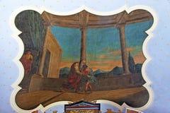 Возвращение prodigal сына стоковое изображение