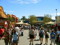 Возглавляющ к квадрату наследия Калифорнии, ярмарка Los Angeles County, Fairplex, Pomona, Калифорния стоковая фотография