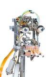 возглавьте робот Стоковые Изображения RF