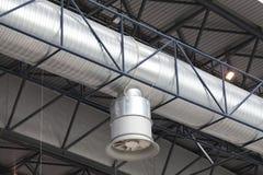 Воздуховоды Стоковое Изображение RF