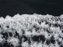 воздушная волна предпосылки Стоковая Фотография