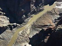воздушная долина Юты Стоковое Фото