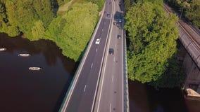 Воздушная дорога topview в Нанте