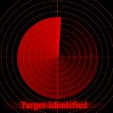 Воздушная тревога красная Стоковые Изображения RF