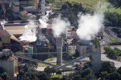 воздушная фабрика Стоковое фото RF