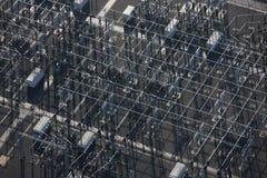 воздушная электростанция Стоковое фото RF