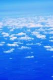 воздушное небо предпосылок Стоковое Фото