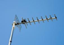 воздушное телевидение Стоковые Фото