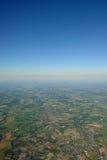 воздушное фото Стоковое Фото