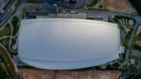 Воздушное фото MITEC, Малайзия стоковое изображение